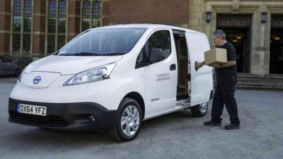 Counting the cost of electric vans