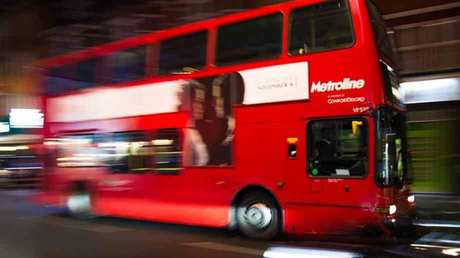 New fair pay deal for London's 25,000 bus drivers