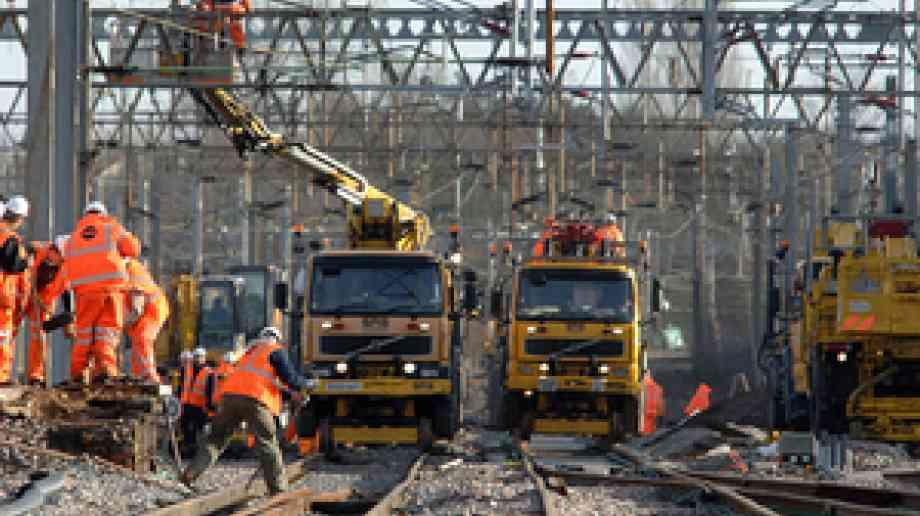 £48 billion funding for Britain's railways