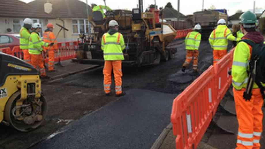 £200 million funding for England's roads