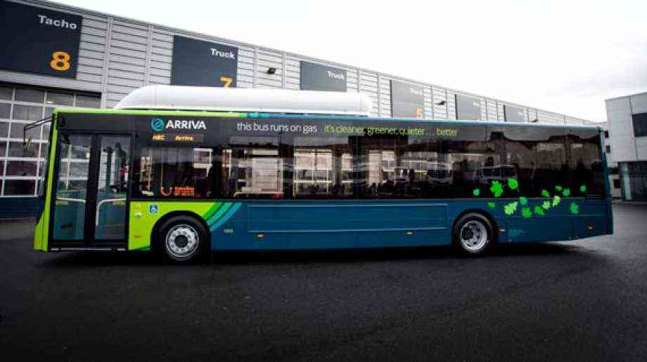 Liverpool to benefit from electric bus routes